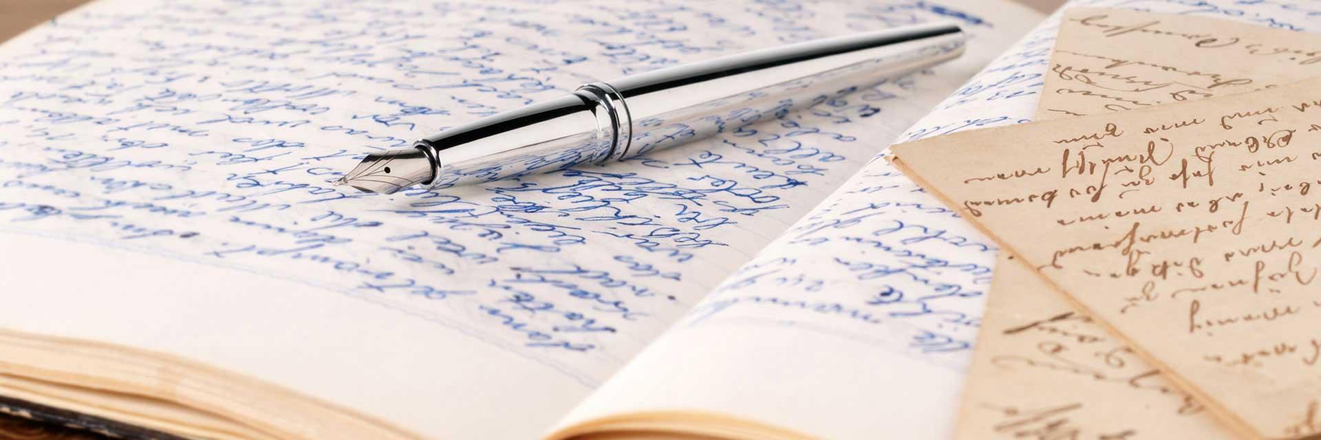 Schreiben in Antwort